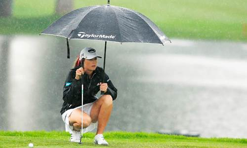play golf in Murcia