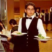 camareros por horas